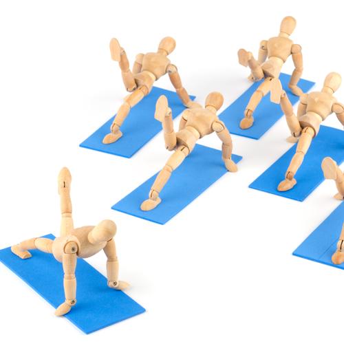 Pilates-Kurse